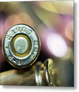 Single Luger Metal Print
