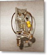 Sioux Drill Motor 1/2 Inch Metal Print