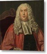 Sir William Blackstone 1723-1780 Metal Print by Everett