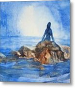 Siren Song Metal Print