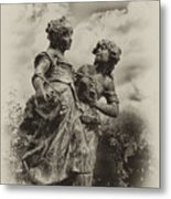 Sisters Metal Print by Bill Cannon