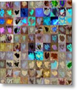 Six Hundred Series Metal Print