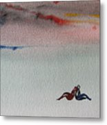 Six Seasons Dance Six Metal Print