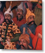 Six Sultans Metal Print