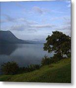 Skc 3959 Overlooking The Lake Metal Print