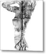 Skin Deep Metal Print