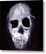 Skull II Metal Print