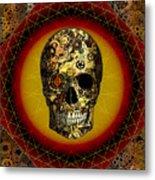 Skullgear Metal Print