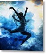 Sky Dancer 1 Metal Print