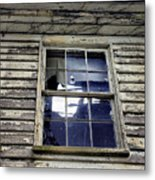 Sky Light Metal Print