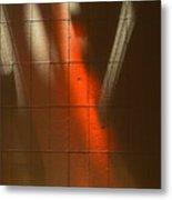 Sky Light Painting Metal Print