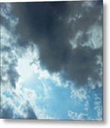 Sky Of Hope Metal Print