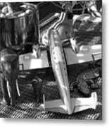 Skycruiser Metal Print