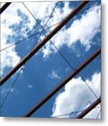 Skylines Photograph Metal Print
