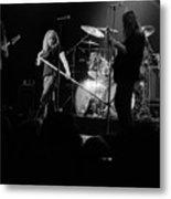 Skynyrd Sf 1975 #10 Crop 2 Metal Print