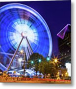 Skyview Atlanta Metal Print