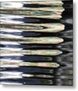 Slabs Metal Print