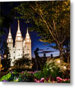 Slc Mother And Children Metal Print