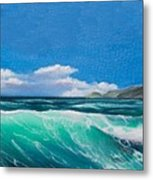 Slea Head Co Kerry Dingle Metal Print