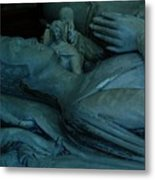 Sleeping With Angels Metal Print
