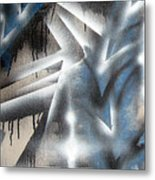 Slipstream Metal Print