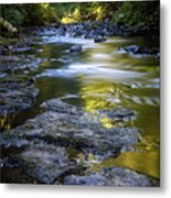 Sliver Creek Metal Print