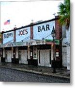 Sloppy Joe's Bar Key West Metal Print