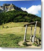 Slovak Mountains Metal Print