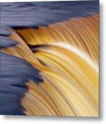 Slow Motion Waterfall Metal Print by Romeo Koitmae