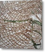 Slumbering - Tile Metal Print