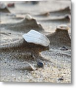 Small Monuments Metal Print