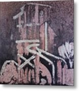 Small Tower 1 Metal Print