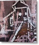 Small Tower 2 Metal Print