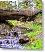 Small Waterfall 1 Metal Print