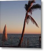 Smile With The Rising Sun Metal Print