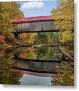 Smith Bridge Metal Print