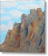 Smith Rock  Metal Print