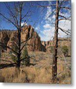 Smith Rock I Metal Print