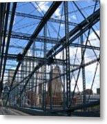 Smithfield Street Bridge Three Metal Print