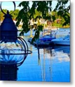 Smith's Cove Reflections Metal Print