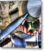 Smithsonian Air And Space Metal Print by JC Findley