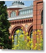 Smithsonian Bloom Metal Print