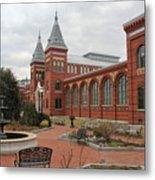 Smithsonian Insttitute Metal Print