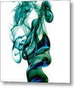 smoke XXIII Metal Print
