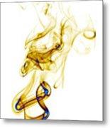 smoke XXXIX Metal Print
