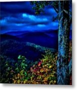 Smokey Mountain Still Life Metal Print by William Jones