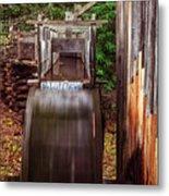 Smoky Mountain Mill Metal Print