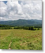 Smoky Mountains Cades Cove 1 Metal Print