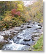 Smoky Mountains National Park 6 Metal Print