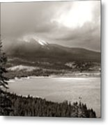 Snake Pass Colorado Metal Print